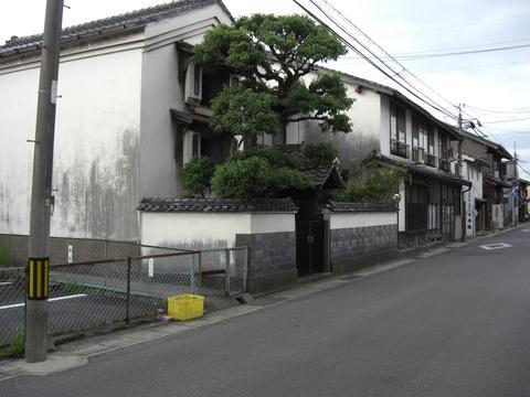 千手院入口(石橋町)