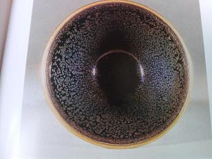 油滴天目茶碗(国宝)