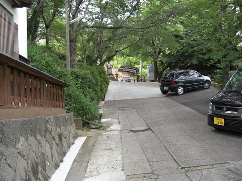 千手院参道(石橋町)
